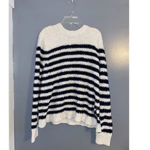 Marbled Stripped sweater size M